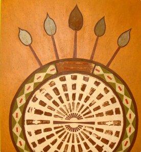 """""""Cores do Chão que Todo Mundo Quer : Fome 2004"""", de Cello Lima."""