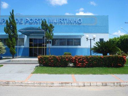 Prédio da Câmara Municipal.