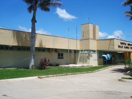 Hospital Municipal.